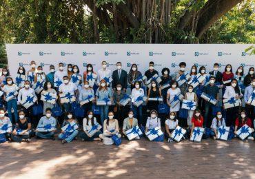 Banco Popular entrega becas a 65 jóvenes meritorios; Amplía programa a 267 estudiantes más