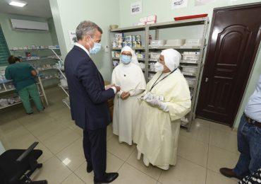 Hospiten dona medicamentos a las religiosas Siervas de María en beneficio de más de 900 pacientes