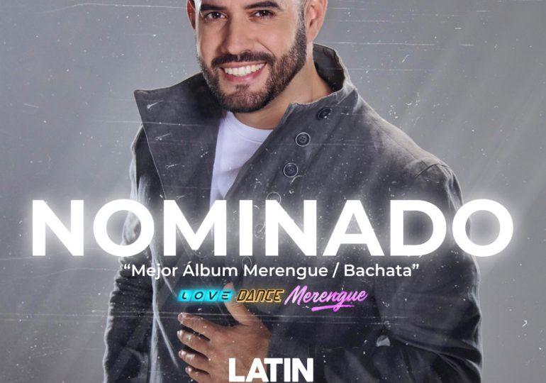 """Manny Cruz nominado al Latín Grammy con """"Love Dance Merengue"""""""