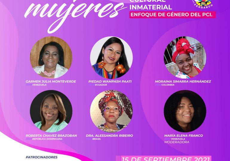 Anuncian seminario sobre patrimonio cultural y mujeres portadoras de tradiciones en el Caribe