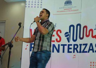 Festival Voces Fronterizas inicia con derroche de talentos y emociones en Pedernales