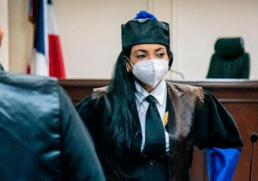 Video | Operación Falcón | Llega Yeni Berenice a la sala de audiencias