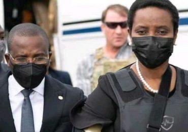 Viuda del asesinado presidente haitiano comparece como testigo ante un juez