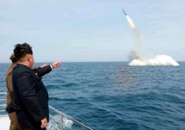 Corea del Norte lanza al mar proyectil no identificado