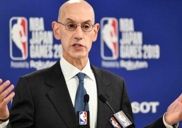 Comisionado de la NBA anuncia que 96% de los jugadores están vacunados contra Covid-19