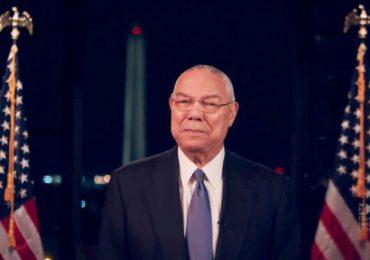 Fallece a causa del COVID-19 Colin Powell, primer secretario de Estado negro de EE.UU