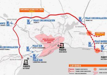 INTRANT inicia piloto para medición temporal del transporte de carga en el Distrito Nacional