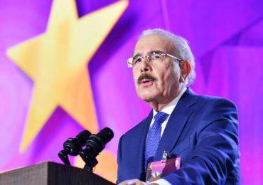 Danilo Medina dice nadie ha hecho tanto por RD como el PLD