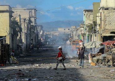 """""""Haití se ha hundido"""", admite Daniel Dorsainvil, exministro de Finanzas"""