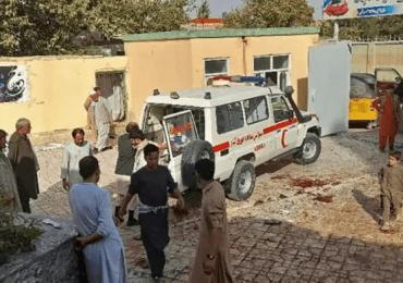 Al menos 50 muertos en un atentado suicida en una mezquita de Afganistán