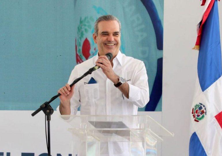 Abinader viajará a las provincias Duarte y Samaná