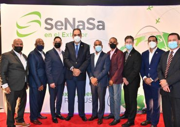 Senasa presenta plan Larimar para la diáspora dominicana en EEUU