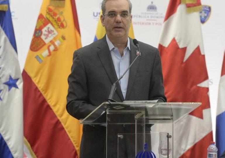 VIDEO | Abinader dice se aplicarán recomendaciones para la Reforma Policial