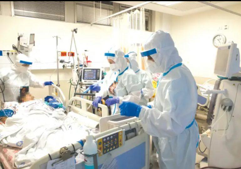 Coronavirus RD   MSP reporta cinco defunciones y aumento de contagios en embarazadas