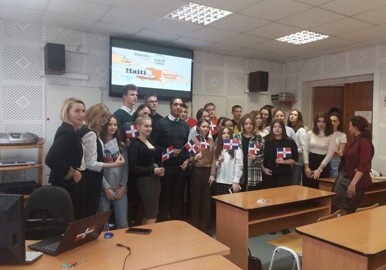 Misión Dominicana ante Federación de Rusia está de regreso en la Siberia