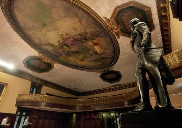 Ayuntamiento de Nueva York retira estatua de Thomas Jefferson por su pasado racista