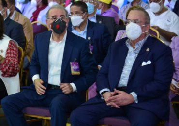 Danilo Medina encabezará acto de juramentación de nuevos miembros del PLD en San Cristóbal