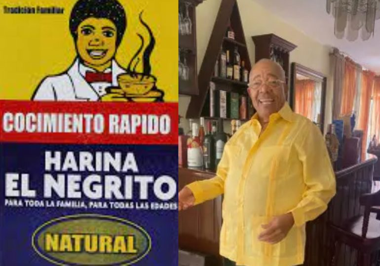 """Muere creador de la marca """"Harina El Negrito"""""""