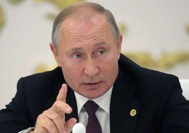 Putin decreta semana no laborable e insta a vacunarse contra el coronavirus