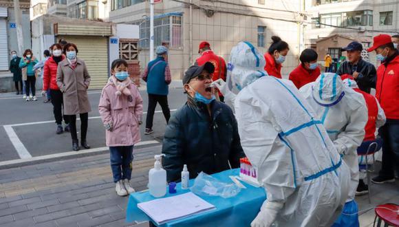 China confina una ciudad de cuatro millones de habitantes por pequeño brote de covid