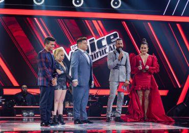 The Voice Dominicana llega a su Gran Final el próximo domingo
