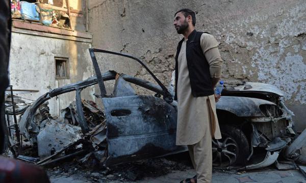 EEUU ofrece compensación a familiares de muertos en ataque de dron errado en Afganistán