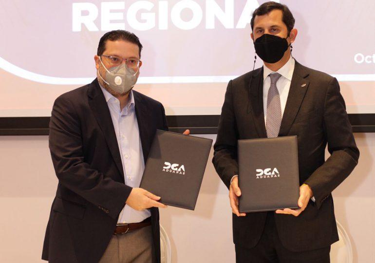 VIDEO | La DGA y AMCHAMDR dan el primer paso para impulsar a RD como Hub Logístico