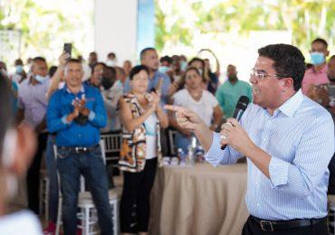 VIDEO| David Collado dice que antes de diciembre dirigentes PRM estarán nombrados