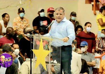 Tommy Galán: ''El PLD está vivo y de pie''
