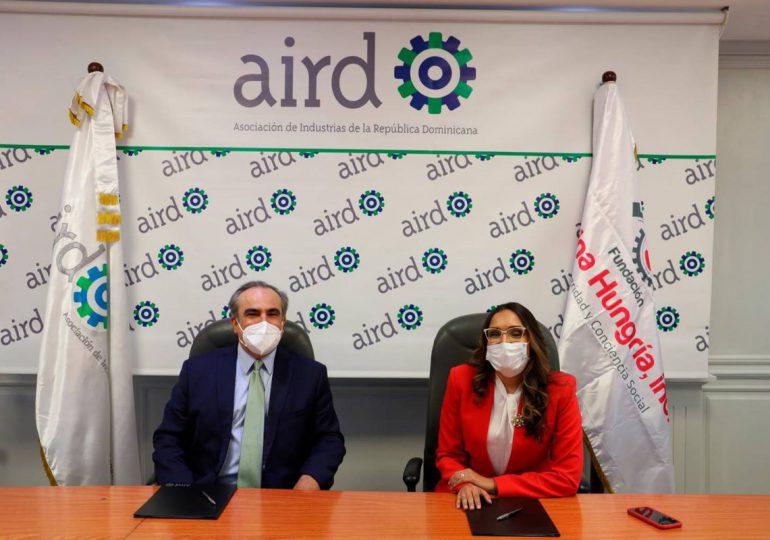AIRD firma convenio con Fundación Francina para dar oportunidades laborales a personas con discapacidad