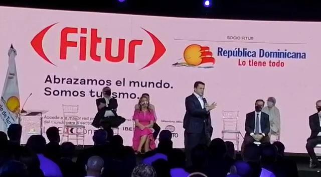 VIDEO   RD será socio FITUR-2022 que se celebrará en Madrid los días 19 y 23 de enero