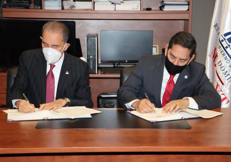 MESCYT y Consulado RD en NY suscriben convenio para beneficiar a dominicanos