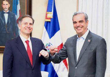 Vicepresidente del Banco Mundial felicita avance de plan de vacunación y recuperación económica en RD