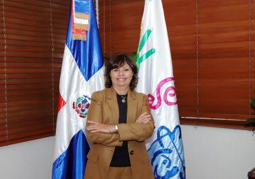 Ana Cecilia Morun toma posesión como nueva presidenta ejecutiva del Conani