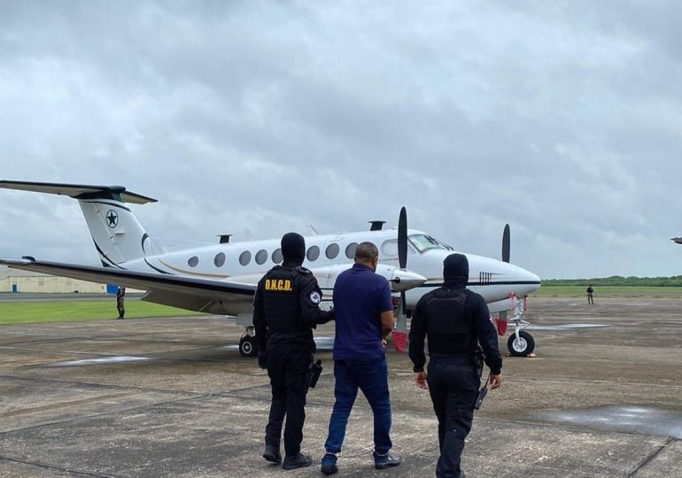 Extraditan a tres dominicanos a Puerto Rico por caso de narcotráfico
