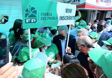 Fuerza del Pueblo inicia jornada nacional de afiliación Profesor Juan Bosch