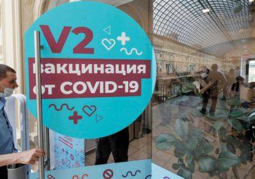 La ciudad de Moscú ordena primeras restricciones sanitarias por covid-19 desde el verano