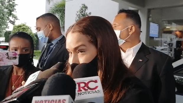 """Ministra de Mujer pide """"cerrar filas de violencia"""" tras muerte de Leslie Rosado"""