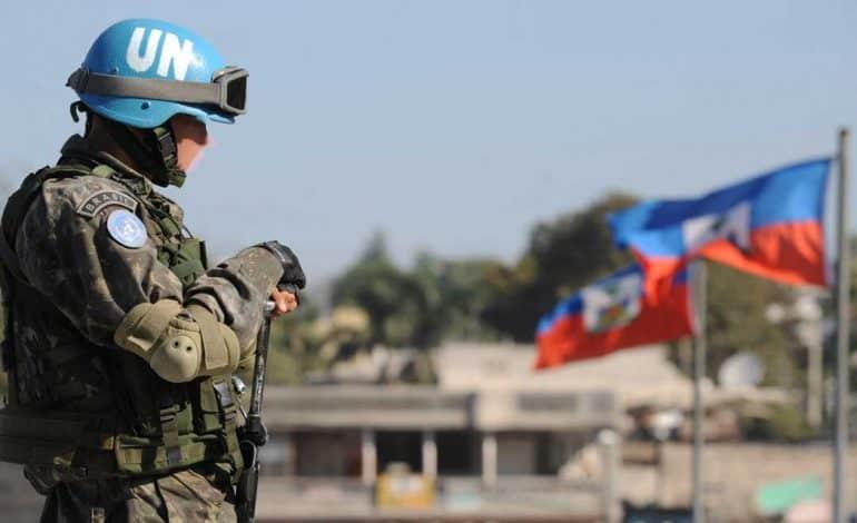 ONU extiende misión en Haití por nueve meses