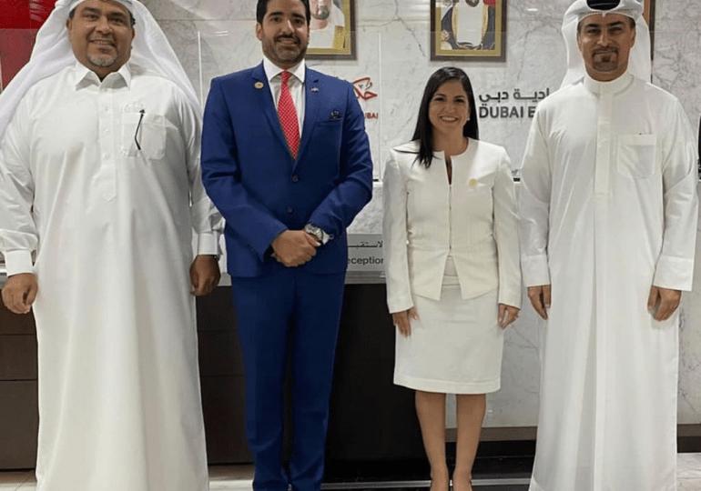Misión Comercial de ProDominicana identifica oportunidad de negocios con Dubái