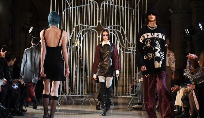 La Semana de la Moda de París rompe con los moldes de género