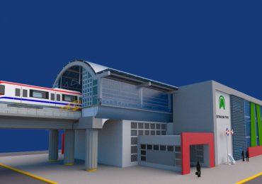 Lanzan proceso de licitación para estudios de demanda de mercado del Tren entre Santiago y Santo Domingo