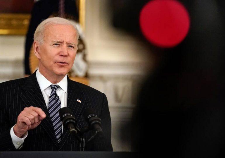 Biden dice que EEUU defendería a Taiwán si China la ataca