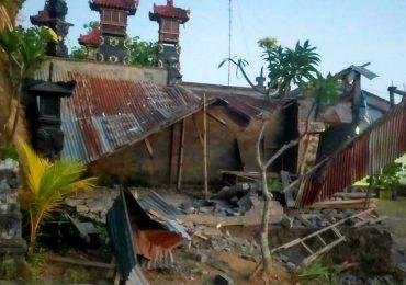 Un terremoto en la isla de Bali mata a tres personas y hiere a siete