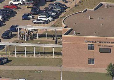Varios heridos en tiroteo en una escuela de secundaria de EEUU