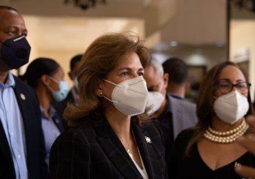 Raquel Peña revela se han aplicado más de 13 millones de dosis contra Covid-19