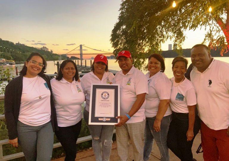 RD consigue récord Guinness al mangú más grande del mundo