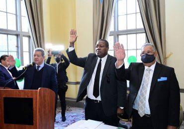 VIDEO | Leonel continúa juramentaciones a las filas de FP en Pensilvania y Filadelfia