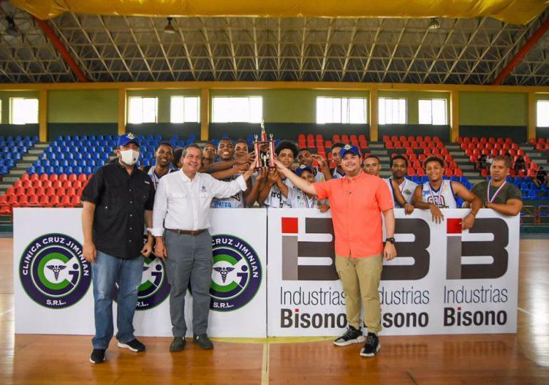 San Miguel gana torneo de balonces por diputado Jorge Villegas