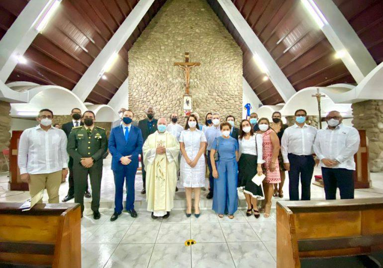 Embajada dominicana en Jamaica celebra Misa en honor Virgen de las Mercedes